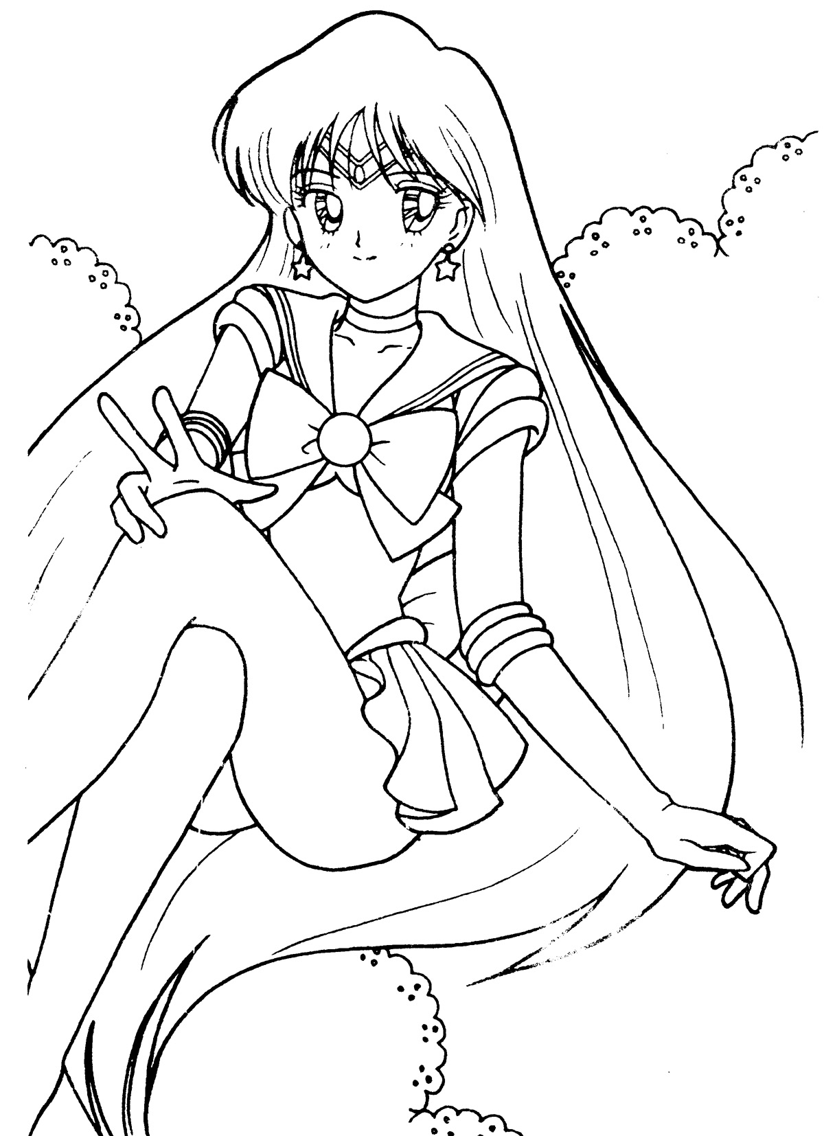 mars planet free coloring pages - photo#26