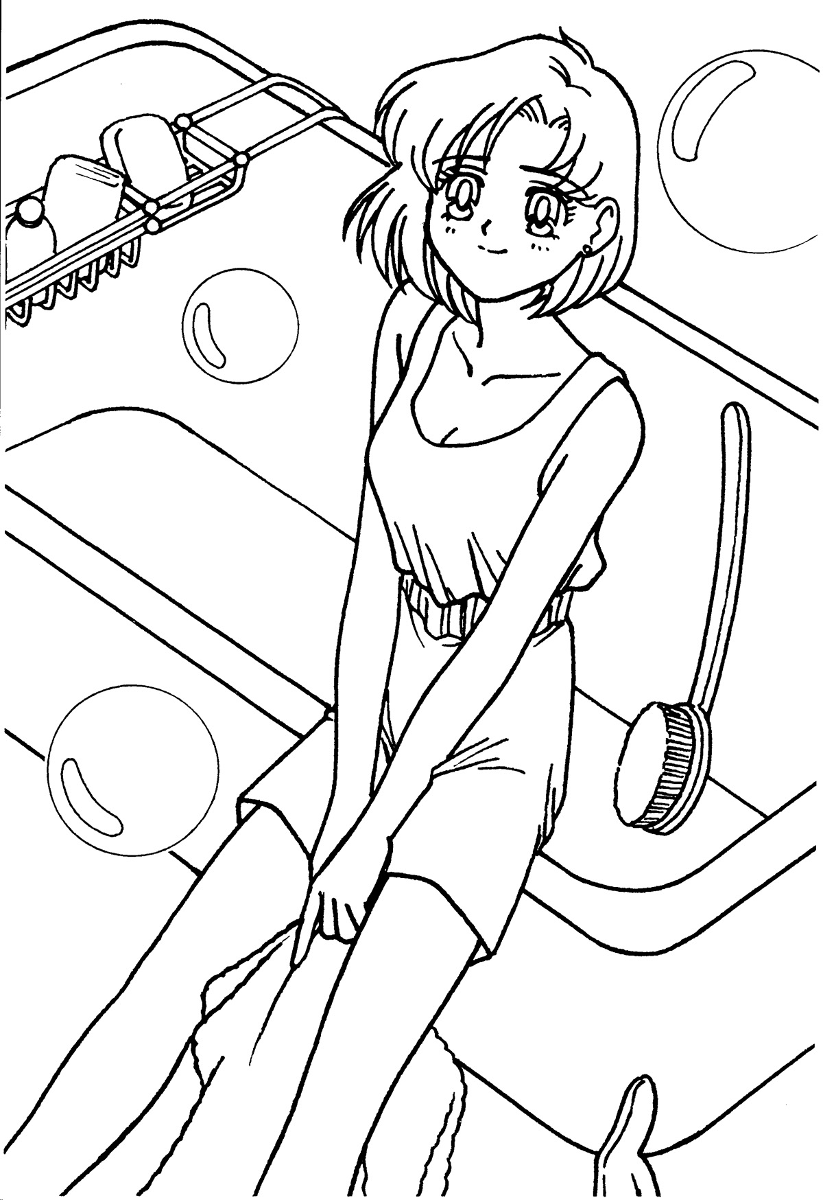 usc coloring pages - photo#11